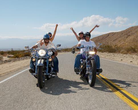 Conselhos sobre a escolha da motocicleta certa para viagens
