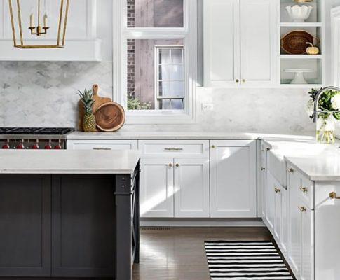 Como renovar a cozinha sem mudar os móveis